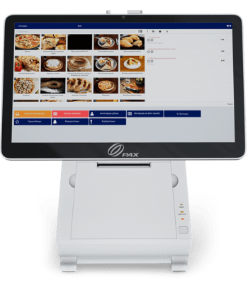 Ε800 Αll-in-one σύστημα POS και λύση ταμειακής διαχείρισης